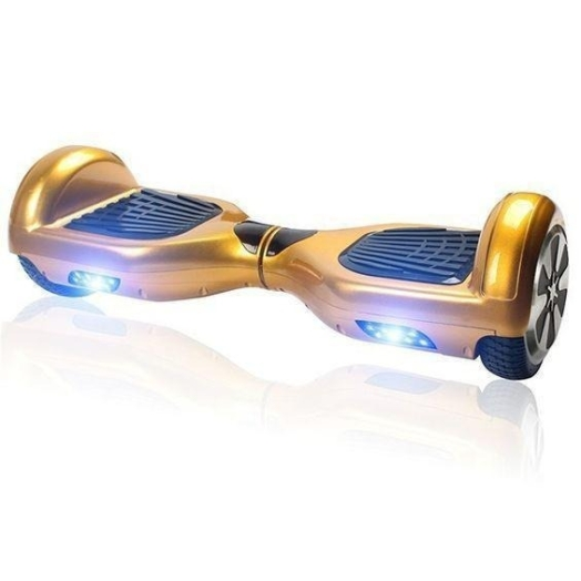 d905dc28264cc PATINETA HOVERBOARD MAX-YOU F6 GOLD ELECTRICO    Juarez Confort ...
